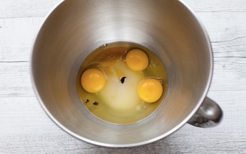 Preparazione Biscotti tresor - Fase 1