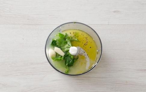 Preparazione Alici marinate al limone - Fase 1