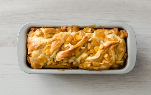 Preparazione Babka alle mele - Fase 5