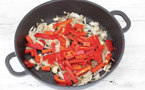 Preparazione Burrito di carne - Fase 2
