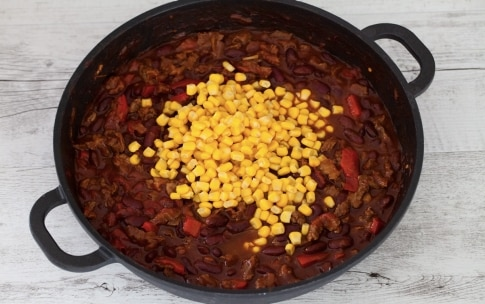 Preparazione Burrito di carne - Fase 3