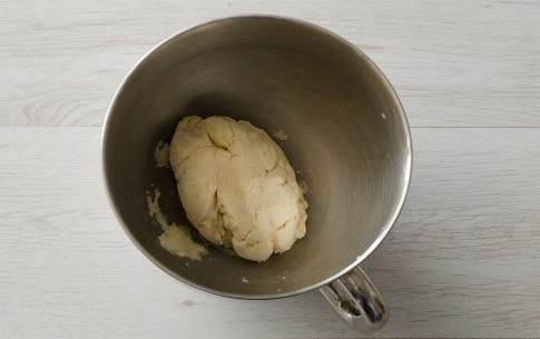 Preparazione Galette rustica con mele e salsa al caramello - Fase 1