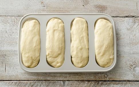 Preparazione Mini baguette di pan brioche dolce - Fase 3
