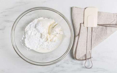 Preparazione Mini tiramisù con Pan di Spagna - Fase 1