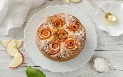 Preparazione Torta di mele con roselline - Fase 5