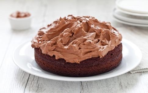 Preparazione Torta ganache al cioccolato - Fase 5