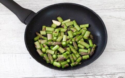 Preparazione Cestini di asparagi e bacon - Fase 1
