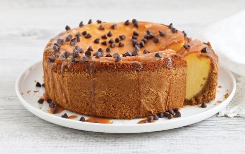 Preparazione Cheesecake al caramello salato  - Fase 5