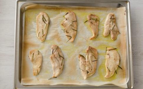 Preparazione Petti di pollo con pomodorini confit - Fase 3