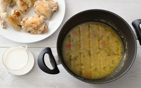 Preparazione Pollo allo spumante - Fase 2
