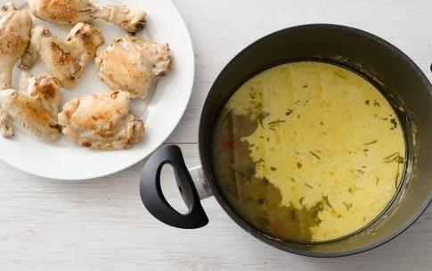 Preparazione Pollo allo spumante - Fase 3