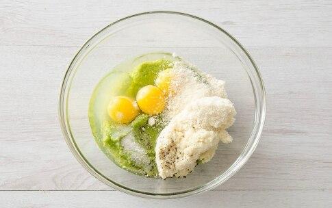Preparazione Polpette croccanti di asparagi - Fase 2