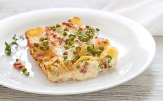Cannelloni al formaggio fresco,...