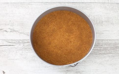 Preparazione Cheesecake tiramisù - Fase 1