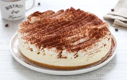 Preparazione Cheesecake tiramisù - Fase 4