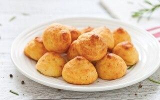 Crocchette di parmigiano al forno