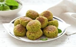 Falafel green