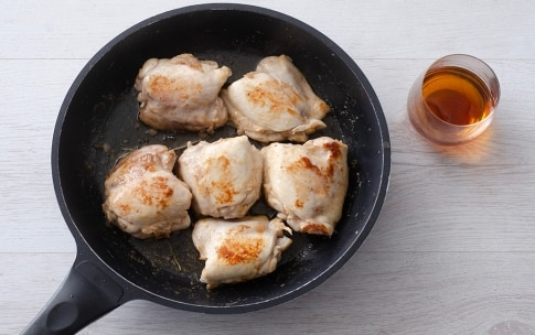 Preparazione Pollo al Marsala - Fase 2