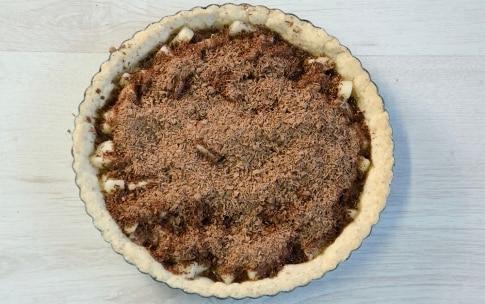 Preparazione Torta alle mandorle con pere e cioccolato - Fase 5