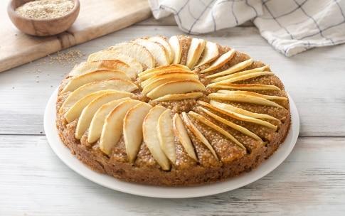 Preparazione Torta di mele e quinoa - Fase 5