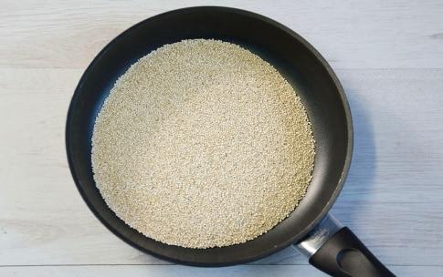 Preparazione Torta di mele e quinoa - Fase 2