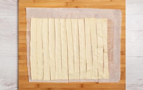 Preparazione Grissini al pomodoro con crema di melanzane - Fase 2