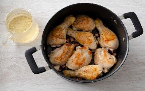 Preparazione Pollo al sidro - Fase 1