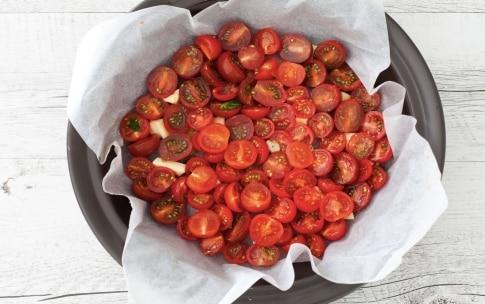 Preparazione Tarte tatin ai pomodorini - Fase 1