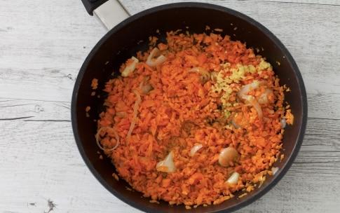 Preparazione Riso aromatico al cocco con dahl di lenticchie rosse - Fase 1