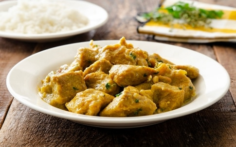 Preparazione Spezzatino di vitello al curry - Fase 3