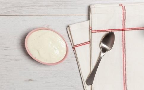 Preparazione Spiedini di gamberi con maionese senza uova al lime - Fase 1