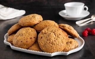 Cookies al cioccolato bianco e...