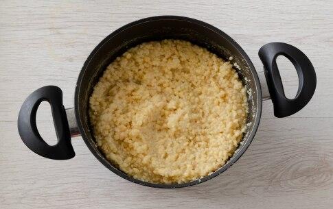 Preparazione Fregola al pomodoro - Fase 1