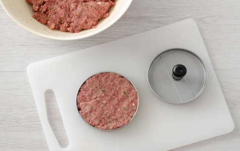 Приготовление Гамбургера из мяса - Фаза 2