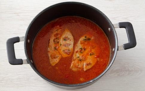 Preparazione Pasta con il ragù di tonno - Fase 2