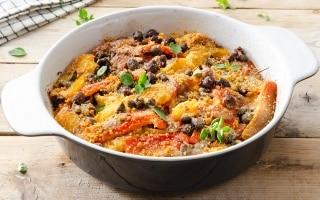 Peperoni in crosta