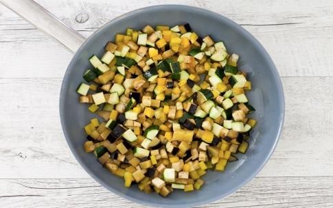 Preparazione Quinoa con verdure - Fase 2
