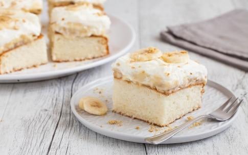 Preparazione Torta banane e crema pasticciera - Fase 4