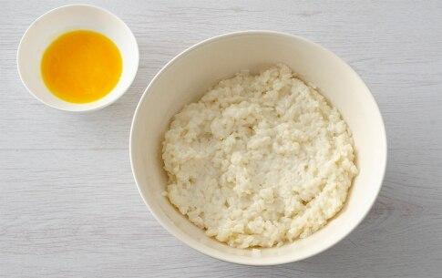 Preparazione Torta di riso e cacao - Fase 2