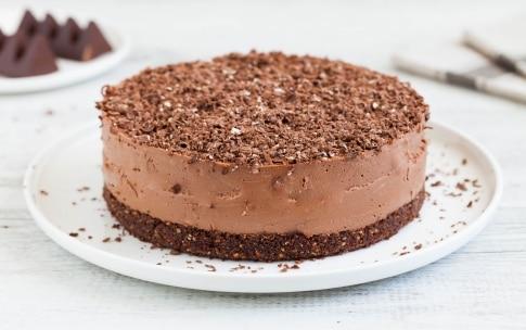 Preparazione Toblerone cheesecake  - Fase 4