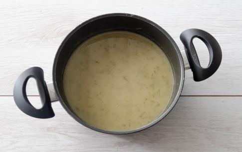 Preparazione Lasagne con zucca e calamari al finocchietto - Fase 4