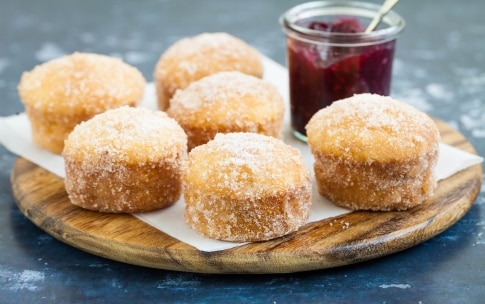 Preparazione Muffin donuts alla cannella - Fase 3