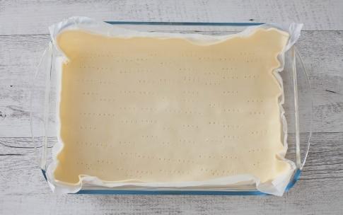 Preparazione Torta di mele in teglia - Fase 1