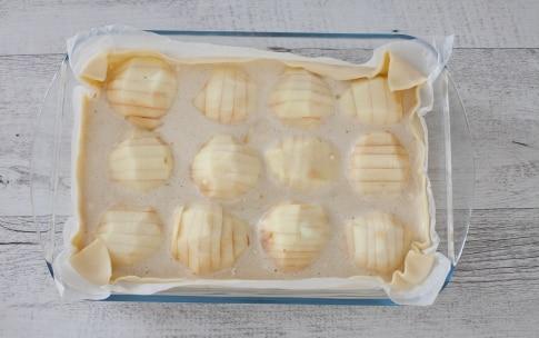 Preparazione Torta di mele in teglia - Fase 4
