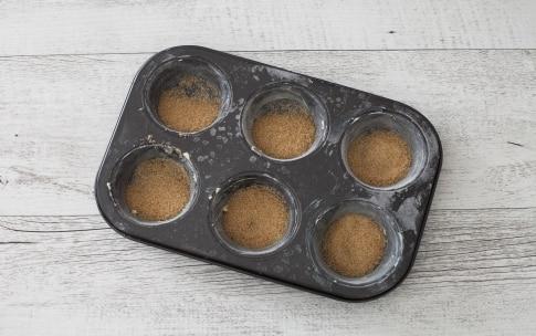 Preparazione Tortine rovesciate alle pere e cocco  - Fase 1