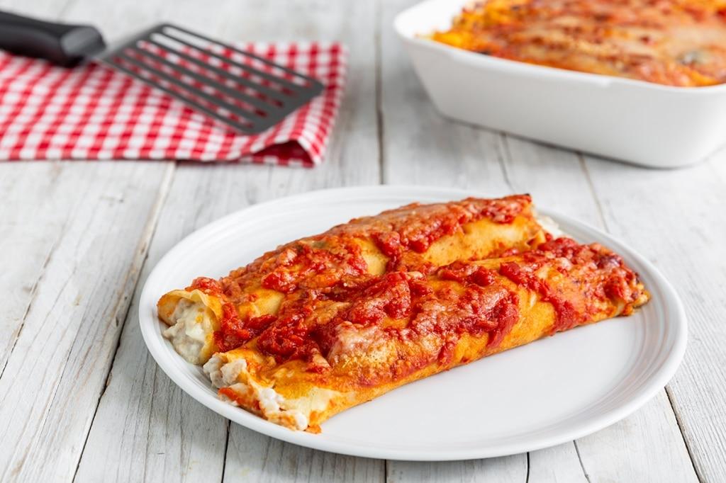 Cannelloni amalfitani