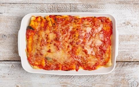 Preparazione Cannelloni amalfitani - Fase 5