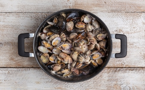 Preparazione Scialatielli ai frutti di mare - Fase 1