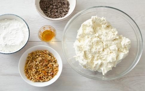 Preparazione Torta di briciole alla ricotta - Fase 3