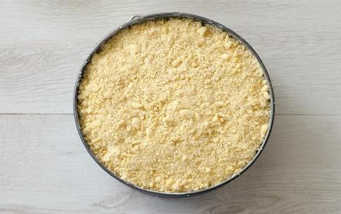 Preparazione Torta di briciole alla ricotta - Fase 5